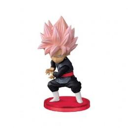Imagem - Boneco Colecionável Dragon Ball Super Wcf Vol.7 Super Saiyan Rose Goku Preto - Bandai Banpresto