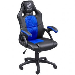 Imagem - Cadeira Gamer Mad Racer V6 Azul Madv6az -Pcyes