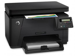 Imagem - Impressora Multifuncional Laser Color M176N Imp/Copia/Dig/Rede CF547A#696 - HP