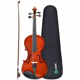 Imagem - Violino 4/4 Acústico Completo com Arco, Estojo, Breu e Cavalete - Vinik