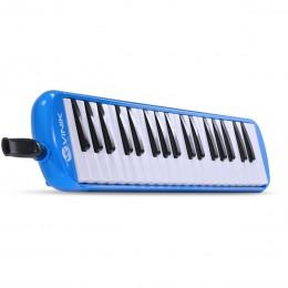Imagem - Escaleta 37 Teclas com Case Plástico Azul - Vinik