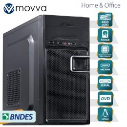Imagem - Computador Lite Intel Dual Core J3060 1.60ghz 4gb Hd 500gb Hdmi/Vga  Linux MVLIJ30605004G - Moova