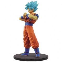Imagem - Boneco Colecionável Dragon Ball Super Dxf The Super Warriors 4 Saiyan Blue Goku - Bandai Banpresto