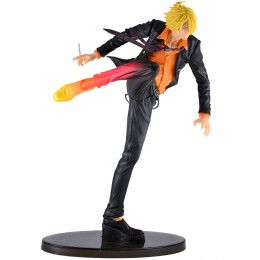 Imagem - Action Figure One Piece Sculture Sanji Diable Jambe Color - Bandai Bapresto