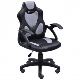 Imagem - Cadeira Gamer Mad Racer Sti Starter Preto com Cinza MADSTISTCZ - Pcyes