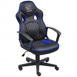 Imagem - Cadeira Gamer Mad Racer Sti Master Preto com Azul MADSTIMSAZ - Pcyes