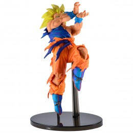 Imagem - Action Figure Dragon Ball Super Super Sayiajin Son Goku Kamehameha - Bandai Banpresto