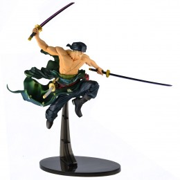 Imagem - Action Figure World Figure Colosseum One Piece Roronoa Zoro - Bandai Banpresto