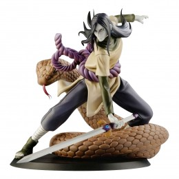 Imagem - Action Figure Orochimaru Dxtra-Xtra Figures Naruto - Tsume Arts