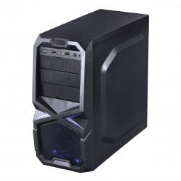 Imagem - Computador Gamer Mvxp Intel Pentium G4560 7ª 4gb Hd 500gb Vga Hd 6570 4gb Fonte 400w Linux - Moova