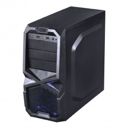 Imagem - Computador Gamer Mvx3 Intel I3 7100 7ª 4gb Hd 500gb Hdmi 2gb Ddr5 128bits Fonte 400w Linux - Moova