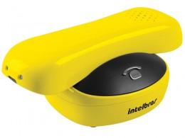 Imagem - Telefones sem Fio Icon 4120027 TS8220 Amarelo - Intelbras