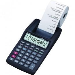 Imagem - Calculadora com Bobina 12 Digitos HR8TM Preta - Casio
