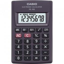 Imagem - Calculadora de Bolso 8 Dígitos HL-4A Preta - Casio