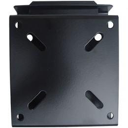 Imagem - Suporte Parede Inclinável P/ TV LED LCD Plasma 3D e Smart TV 10 A 55 SBPR 110 Preto - Brasforma