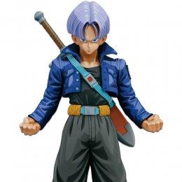 Imagem - Boneco Colecionável Dragon Ball Z Peça Estrela Mestre The Trunks Manga Dimensions - Bandai Banpresto