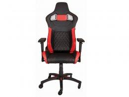 Imagem - Cadeira Gamer T1 Race Preta/vermelha CF-9010003-WW - Corsair