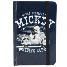 Imagem - Caderno de Anotações Mickey Moto 10070475 - Zona Criativa