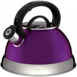 Imagem - Chaleira Boiler Colors 2.8 Litros Roxa IN3121-RX - Euro Home