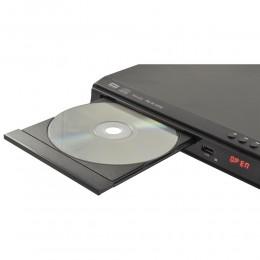 Imagem - DVD Player Matrix 3 com Entrada USB Versão B Preto Bivolt - Britânia