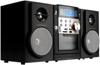 Imagem - Micro System PCD-3005 com CD Player, MP3 e Entrada USB - Nks