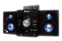 Imagem - Micro System MD-268 com Rádio FM, USB com Ripping e Cartão SD - Lenoxx