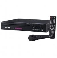 Imagem - DVD Player Karaokê Fama 6P C/ Entrada USB, Ripping e 1 Microfone - Britânia