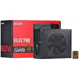 Imagem - Fonte ATX 600W Real Electro Séries 80 Plus Bronze - Pcyes