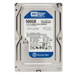 Imagem - HDD 500GB WD5000AAKX 7200RPM SATA3 - Western Digital