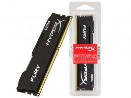 Imagem - Memoria Desktop Gamer DDR4 HX421C14FB/16 Fury 16gb 2133mhz Non-ecc Cl14 Dimm Black - Hyperx