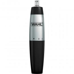 Imagem - Mini Aparador de Pelos Faciais á Pilha Nasal Trimmer Preto/Cinza - WAHL