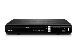 Imagem - DVD Player C/Entrada USB DVD-4000B Bivolt - Nks