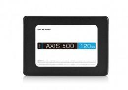 Imagem - SSD Axis 500 SS100, 120Gb, Sata III, 2,5 Polegadas - Multilaser