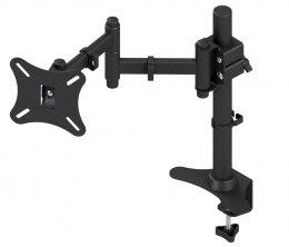 Imagem - Suporte Articulado de Mesa com Garra para Monitores de LCD e LED Até 29