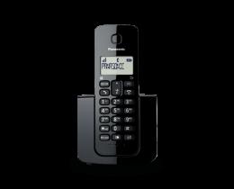 Imagem - Telefone sem Fio com ID KX-TGB110LBB Preto - Panasonic