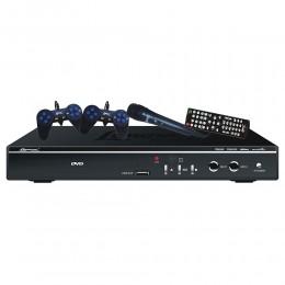 Imagem - DVD Player DK-418 com USB, Game, Karaokê e Ripping - Lenoxx