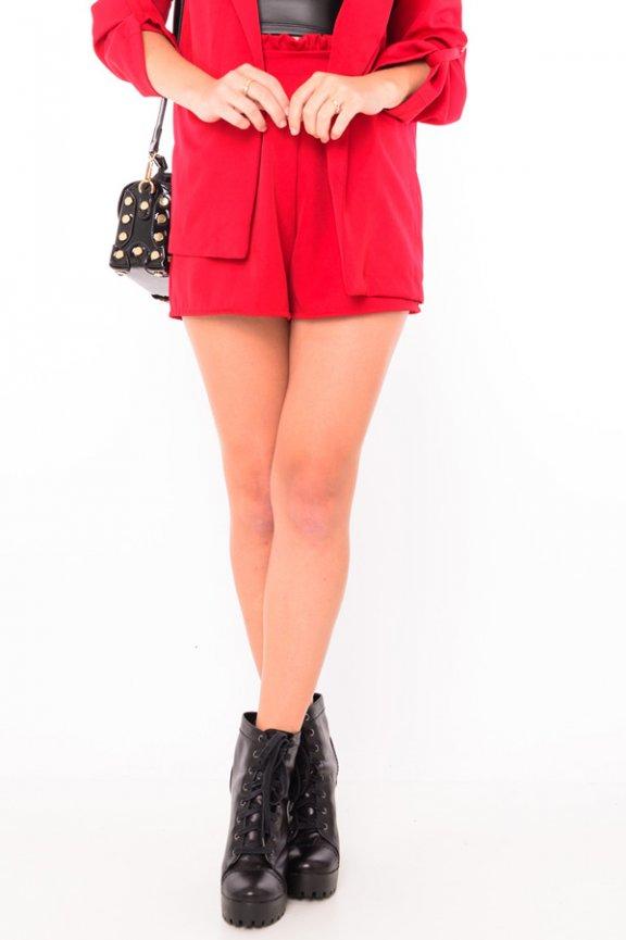 Shorts Clochard com Amarração