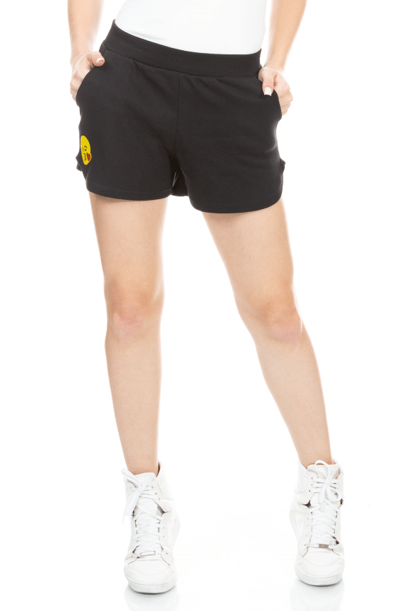 Shorts Esportivo com Patch