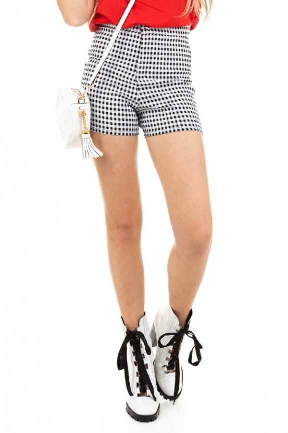 Shorts Hot Pants Estampado