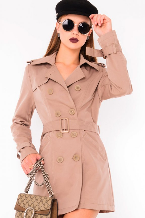 Trench Coat Clássico