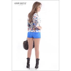 Imagem - Shorts Collor Azul