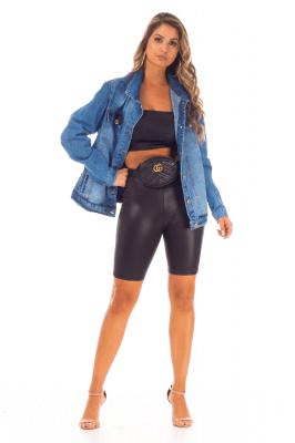 Imagem - Biker Shorts em Cirrê