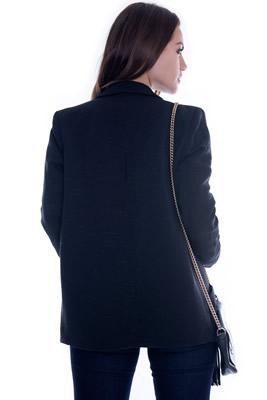 Imagem - Blazer Clássico com Corte Reto