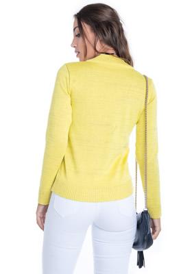 Imagem - Blusa de Lã com Lurex