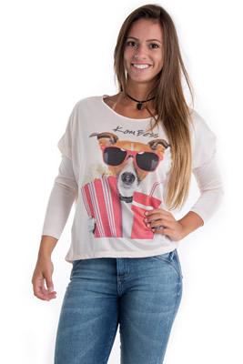 Imagem - Blusa Dog PopCorn