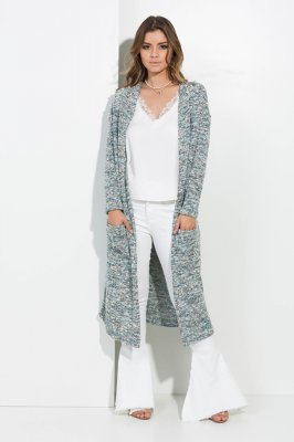 Imagem - Kimono de Tricô