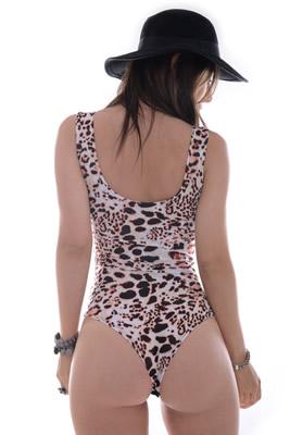 Imagem - Body Animal Print