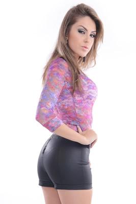 Imagem - Body de Renda