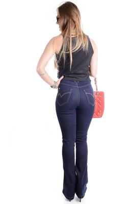 Imagem - Calça Flare Hot Pants