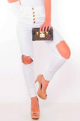 Imagem - Calça Hot Pants com Botões
